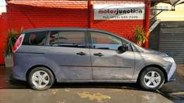 2008 mazda 5 2.0 active 7 seater