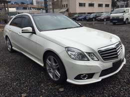Mercedes E250 CGI (Hire Purchase accepted)