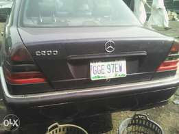 Clean used c200 benz