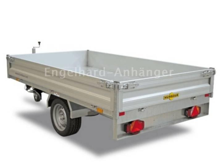 Humbaur Rückwärtskipper HUK 18 2715 - 1800 kg