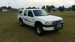Ford ranger 2.5tdi double cab 2001 model 2x4