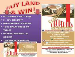 Land with CofO for sale in Abuja. Ideal for Residential and Commercial