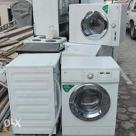 We buy washing machine