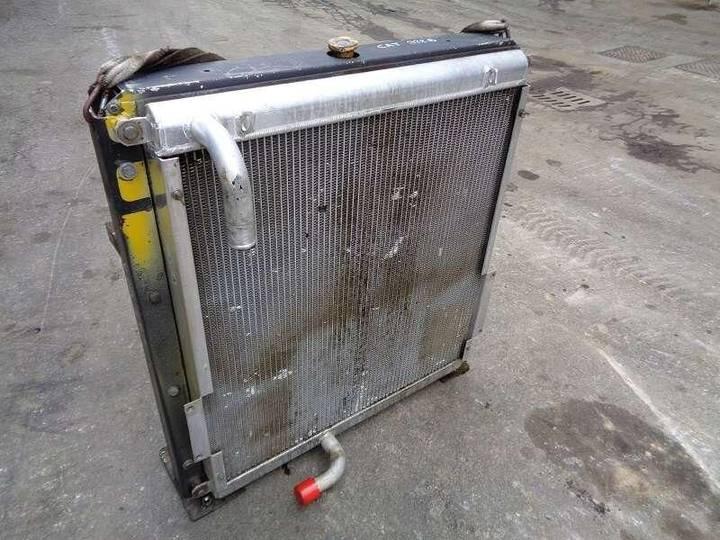 Caterpillar engine oil cooler for  322 B excavator