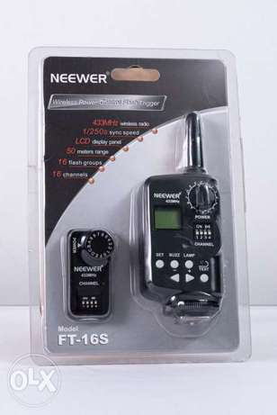 NEEWER flash trigger FT - 16s