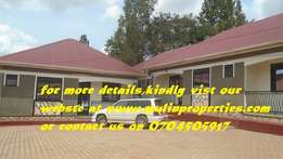 2bedrooms in Namugongo at 500k