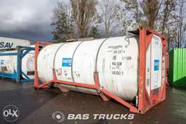 WELFIT ODDY 20ft Tankcontainer Imo- T2 24.850 Ltr - To be Imported