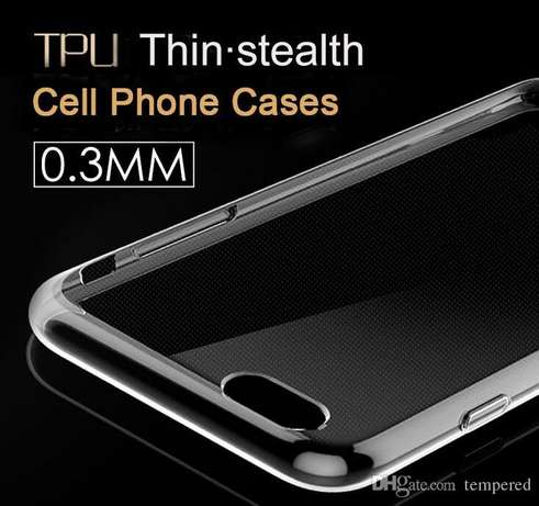 Ultra slim tpu back cover Mbaraki - image 2