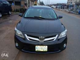 Neatly uses Toyota corolla 2009 upgraded to 2012