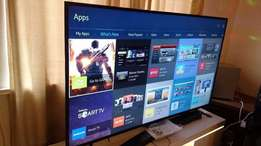 Samsung smart 46 inches digital and satellite tv