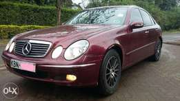 Mercedes Benz E220 CDI,2004,Auto,Petrol,Ksh 1,060,000 Negotiable