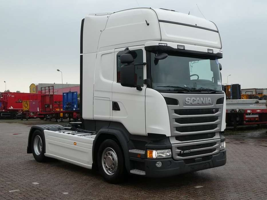 Scania R450 topline,scr only - 2015 - image 2