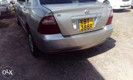 Toyota nze petrol engine very nice and cln manual gear