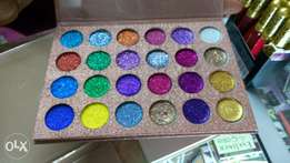 Glitters Pallette Face make-up
