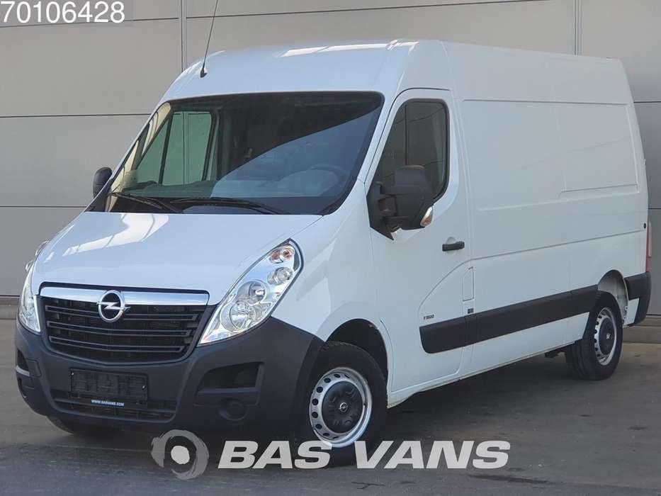 Opel Movano 2.3 DTI 125pk Airco 270° Deuren Cruise L2H2 10m3 A... - 2016