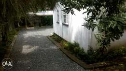 2bedroom house with an own compound at sec 58 kabachia opp. chesnut
