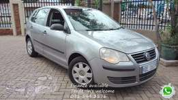 VW polo 1.4 - service history, leather interior