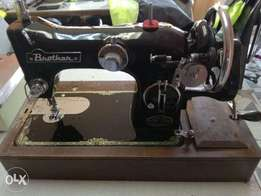 Antique Brother sewing machine