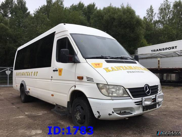 Mercedes-Benz Sprinter 413 XXL VIP - 2004
