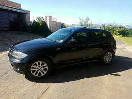 BMW 1 series for sale R80000 nego