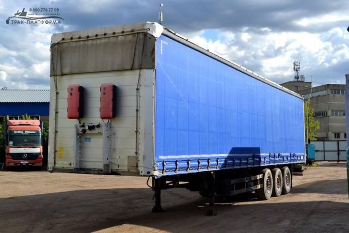 Schmitz Cargobull SCS 24/L - 2019