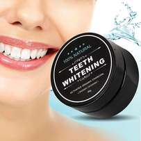 Natural Activated Teeth Whitening Charcoal Powder
