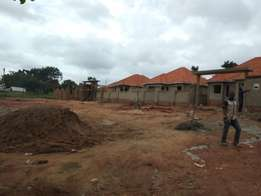 Namugongo modern bungaloos for sale at 354m when complete
