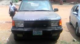 2002 Range Rover Fully Automatic