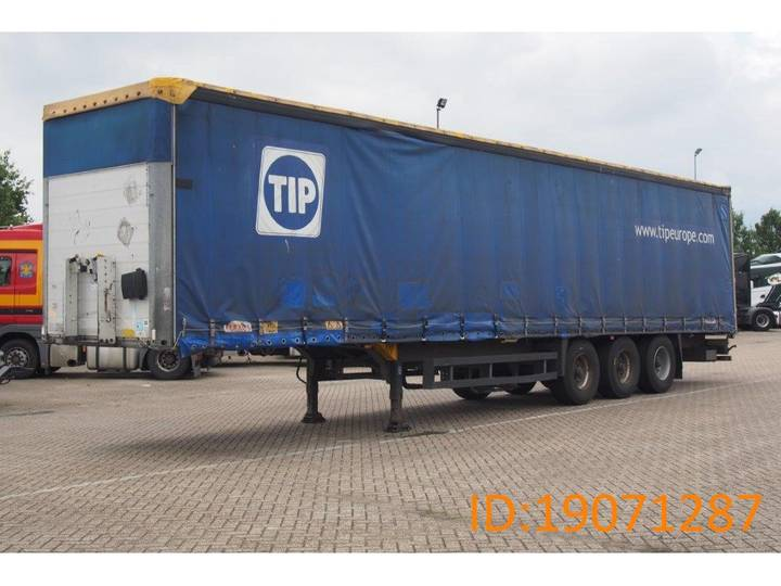 Schmitz Cargobull Tautliner - 2007