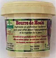 100% Natural, Unrefined and Cold Pressed Moabi Butter