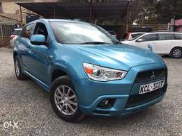 Mitsubishi RVR 2010 For Quick Sale Asking Price 1,850,000/= o.n.o