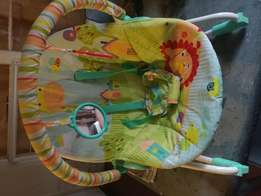 Baby rocking chair new