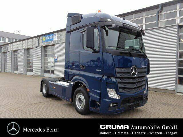 Mercedes-Benz 1845LS Nebenantriebu002FStandklimau002FPPCu002FSafety - 2018