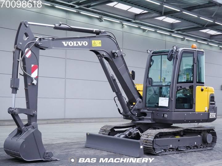 Volvo EC55C New unused machine - 2018