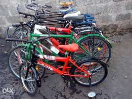 Special bicycles. All types