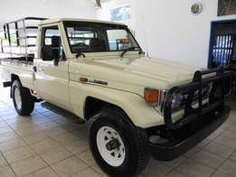 Toyota land Cruiser 4.2 D 4X4