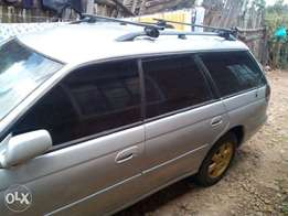 clean and well maintained subaru legacy fully loaded.. accident free