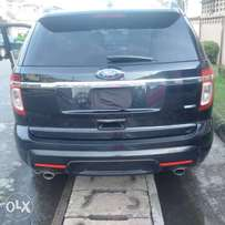 2013 Ford Explorer SUV **NEAT NIGERIA USED**