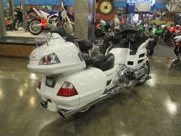 2008 Honda® Gold Wing Audio Comfort Navi ABS brand new.