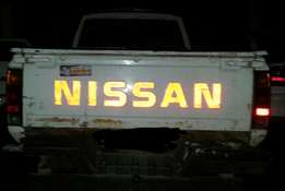 Nissan hard body 2.7 diesel stripping for parts