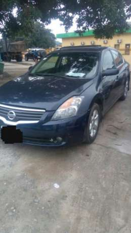 Used Nissan Altima 2007 for sale Ikeja - image 1
