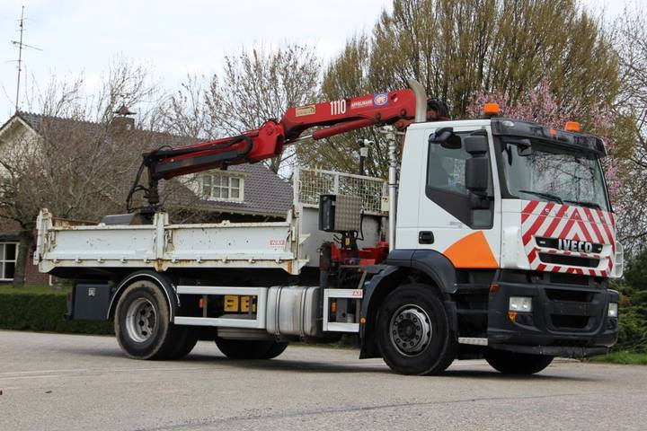 Iveco 190S310 KRAAN/KIPPER!! EURO5!! - 2008 - image 4