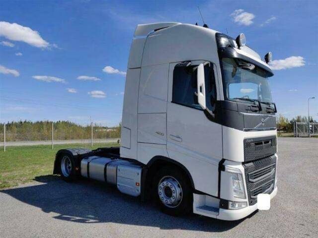 Volvo FH420 SOON EXPECTED 4X2 GLOBE XL EURO 6 - 2016