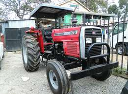 MF 375 Massey Ferguson,75 Horse Power,Perkins Engine,2WD,3 Disc Plough