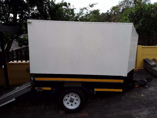 Enclosed Trailer Roodepoort - image 1