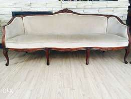 French antique 3 seater couch R8000