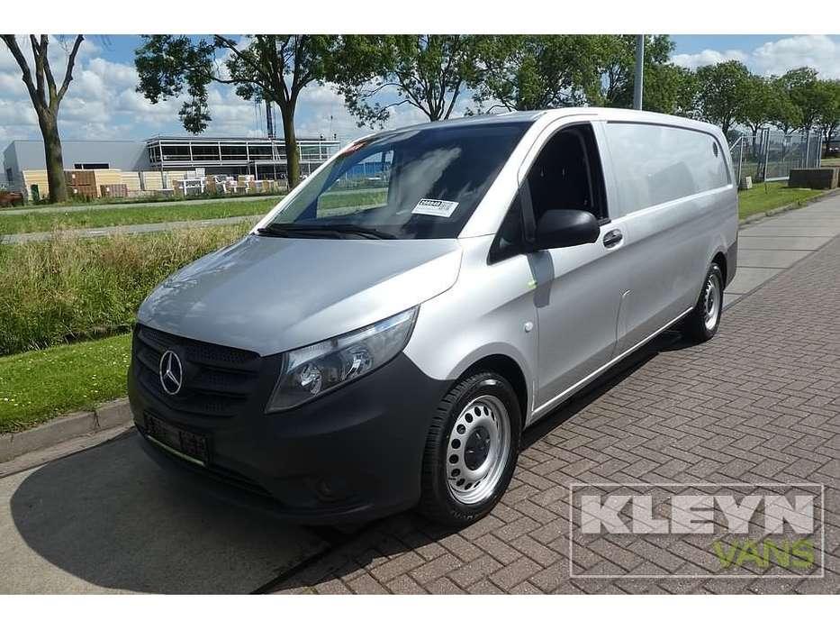 Mercedes-Benz VITO 116 CDI XXL AC extra lang, metallic - 2016 for