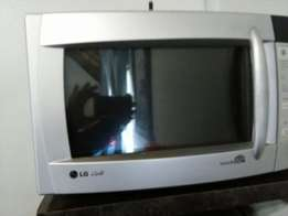 Microwave / Grill LG Silver