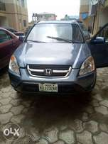 Very clean used Honda CRV 04 buy and drive
