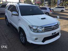 Toyota Fortuner, 2011 Model, Diesel, 4Wd, Automatic, Fully Loaded